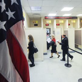 Даты в посольстве США для записи на интервью