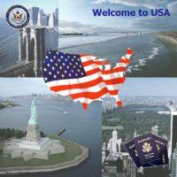видео о визе в США