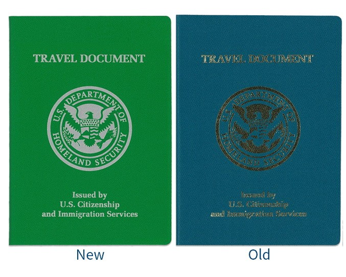 US Travel Document