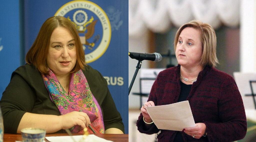 посол США в Беларуси